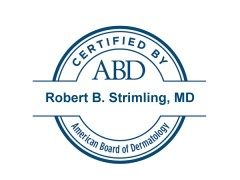 American Board of Dermatology Certification Logo